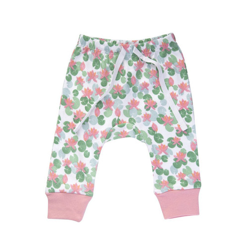 Organic Cotton Pants, Lotus
