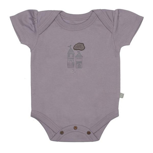 bdc8ef9a66 Organic Cotton Short Sleeve Bodysuit