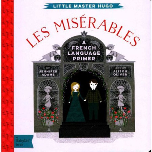 Les Miserables Board Book