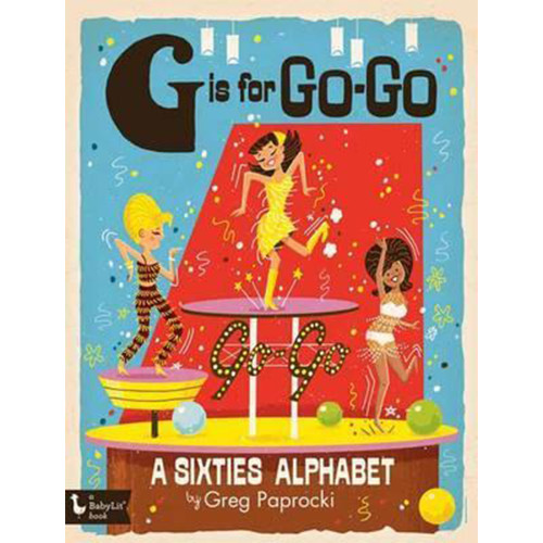 G is for Go-Go Board Book