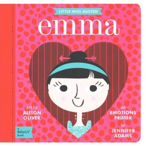 Emma Board Book