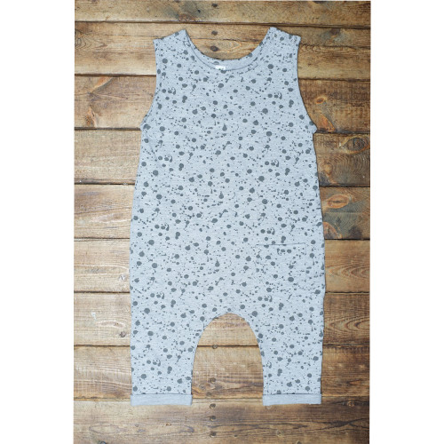 Splash Jumper, Grey
