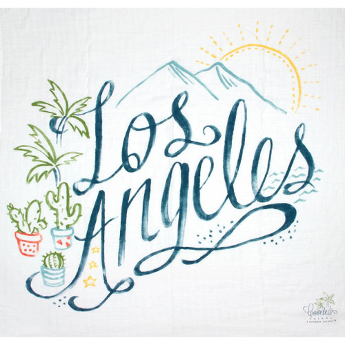 """Los Angeles"" Organic Swaddle Scarf™"