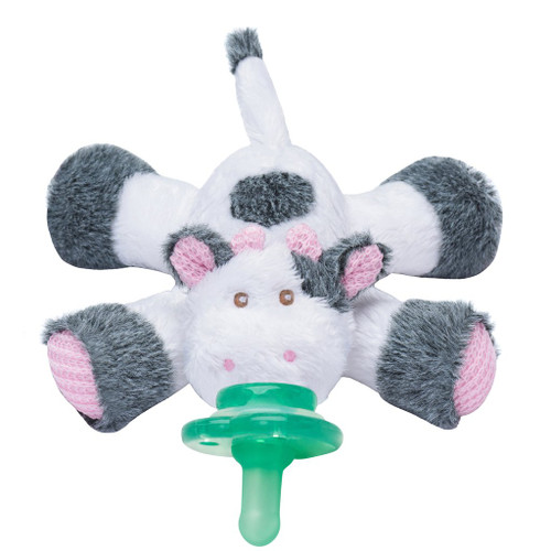 Paci Plush Buddy, Cow