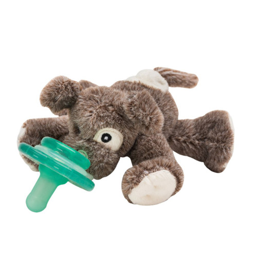 Paci Plush Buddy, Scruffy Puppy