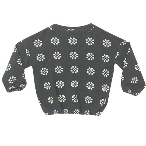 Rylee & Cru Medallion Knit Jumper