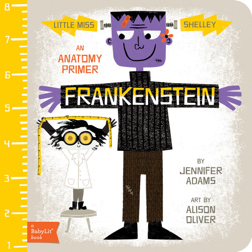 Frankenstein Board Book
