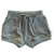 French Terry Sweat Short, Basil