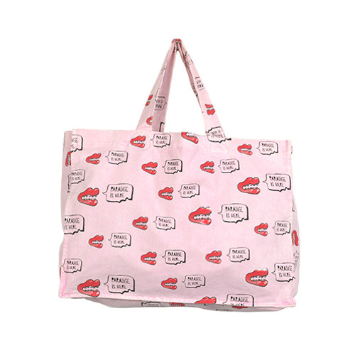 Paradise is Here Bag