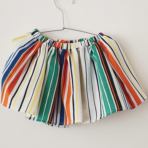 Wolf & Rita Leonor Skirt/Culotte, Stripes