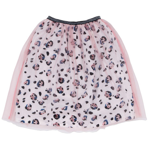 50's Skirt, Snow Leopard