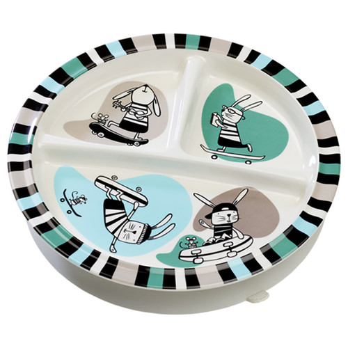 Divided Suction Plate, Ryder Rabbit