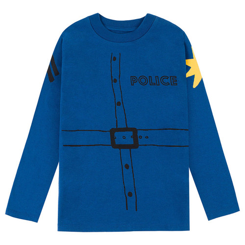 T-Shirt, Police Officer Roy