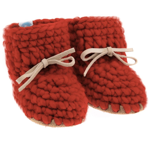 Sweater Moccasins, Spice