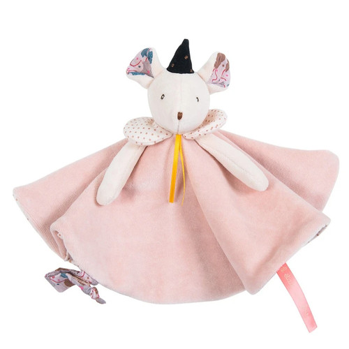 Pink Mouse Lovey