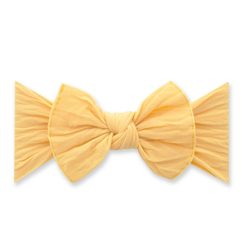Knot Bow, Wheat