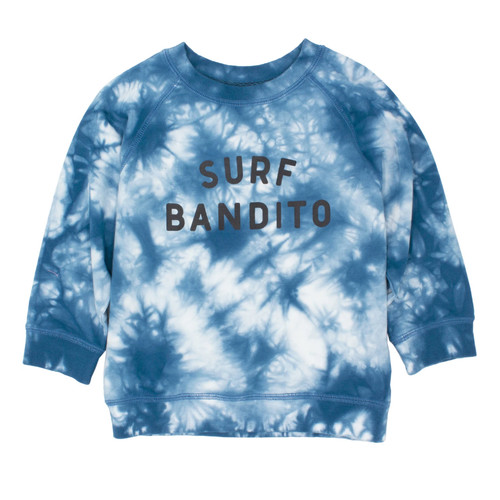 French Terry Sweatshirt, Surf Bandito
