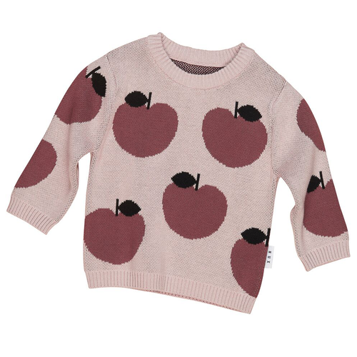 Knit Sweater, Apples