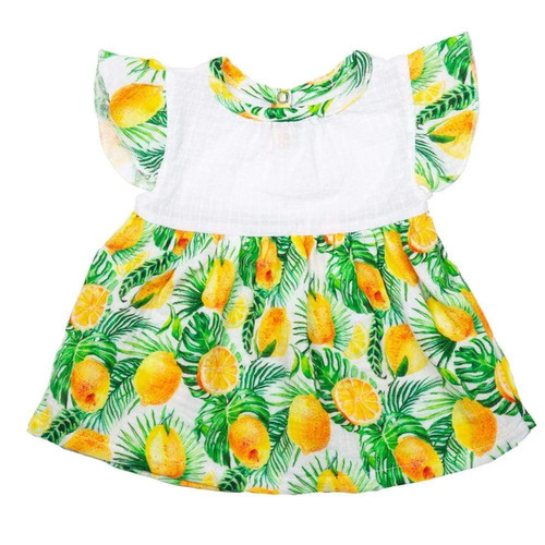 Flutter Dress, Tropic