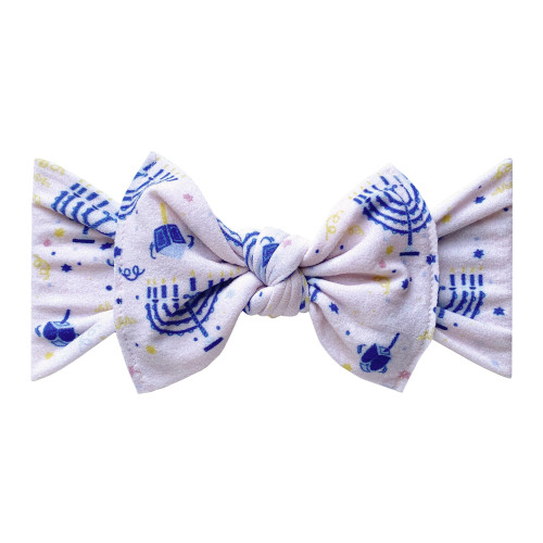 Knot Bow, Menorah