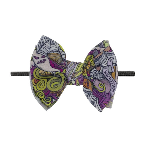 Lil FAB-BOW-LOUS Skinny Bow, Witch
