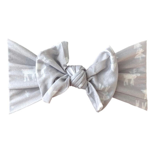 Classic Knot Bow, Reindeer Forest