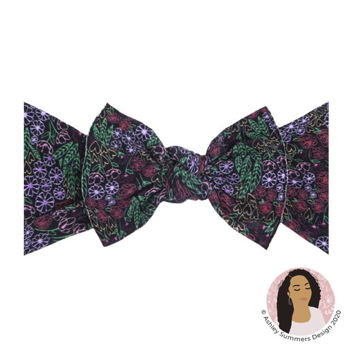 Knot Bow, Ashley Floral