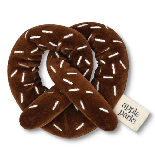 Sweets Rattle, Pretzel