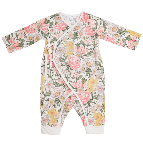 Coverall, Traditional Floral