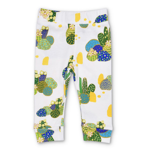 Organic Cotton Leggings, Joshua Tree