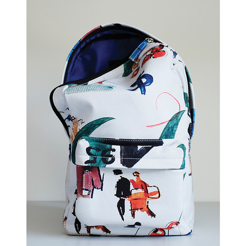 Wolf & Rita Luca Backpack