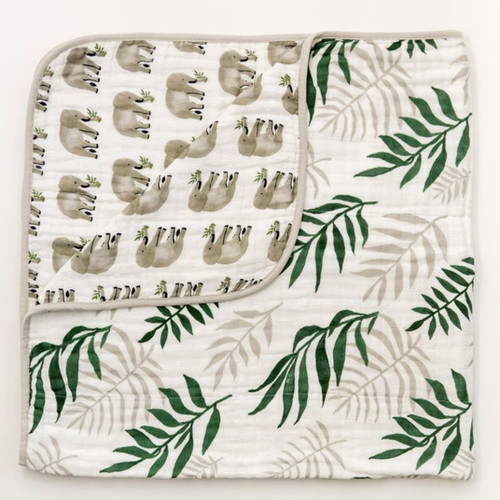 Jungle Fern Quilt