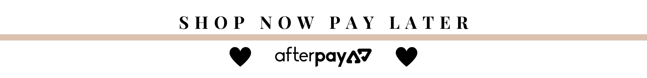 Afterpay Mobile Banner