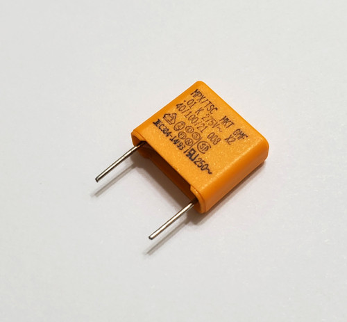 0.01uF 275v Polypropylene Safety Capacitor P10 (2 Pieces) (.01uf)
