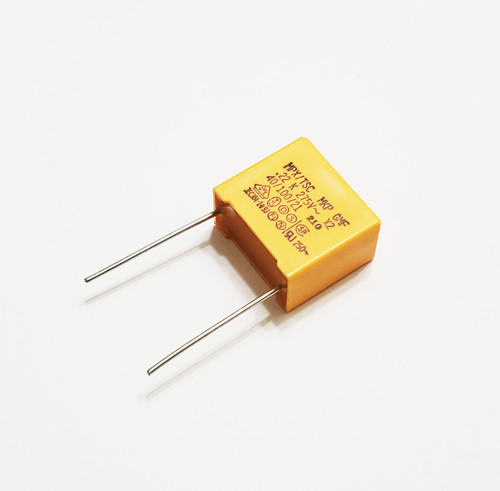 0.22uF 275v Polypropylene Safety Capacitor P15 (2 Pieces) (.22uf)