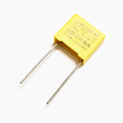 0.022uF 275v Polypropylene Safety Capacitor P10 (5 Pieces) (.022uf)