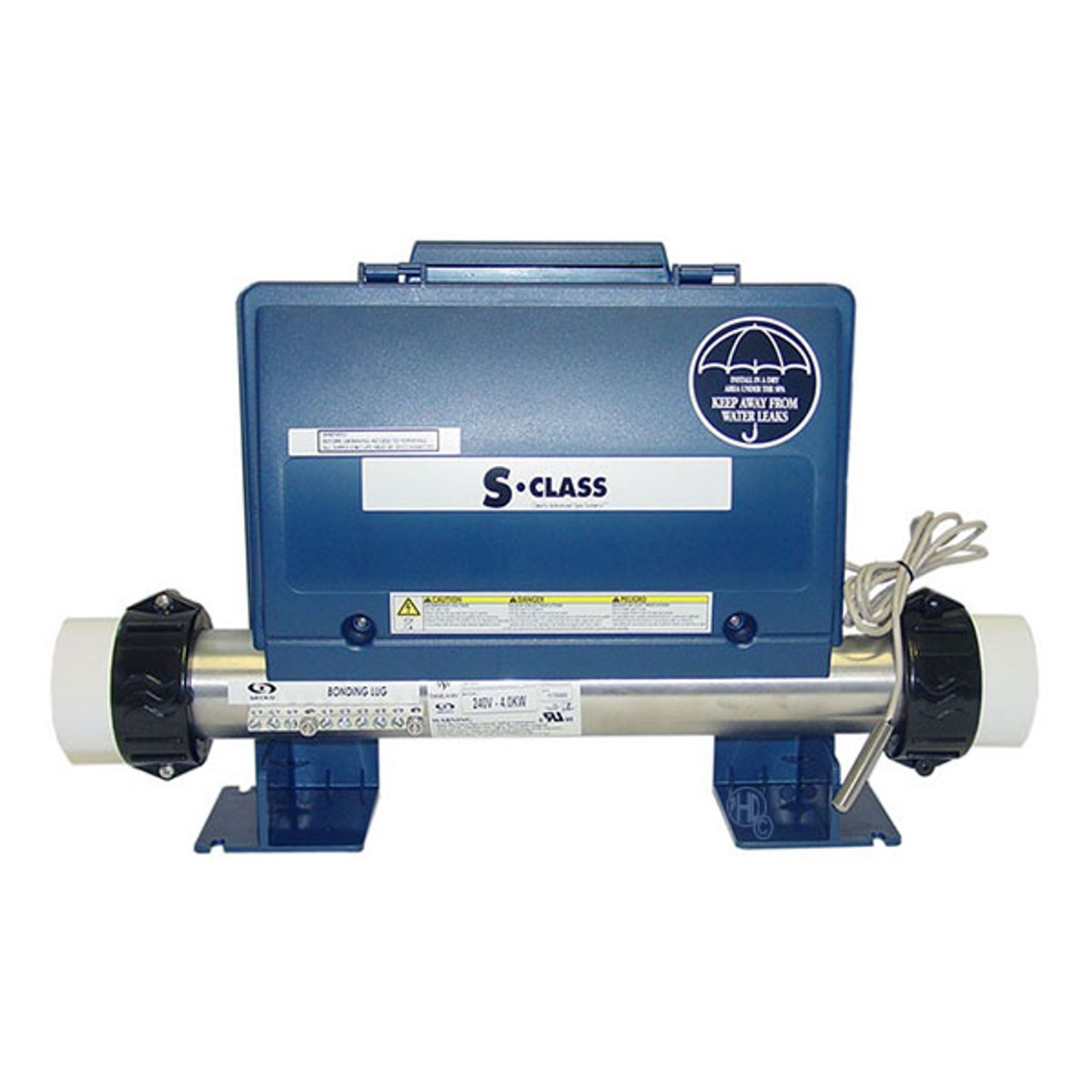 Gecko S-Cl Pack operates 1 pump, circ and ozone (0202-205212) on