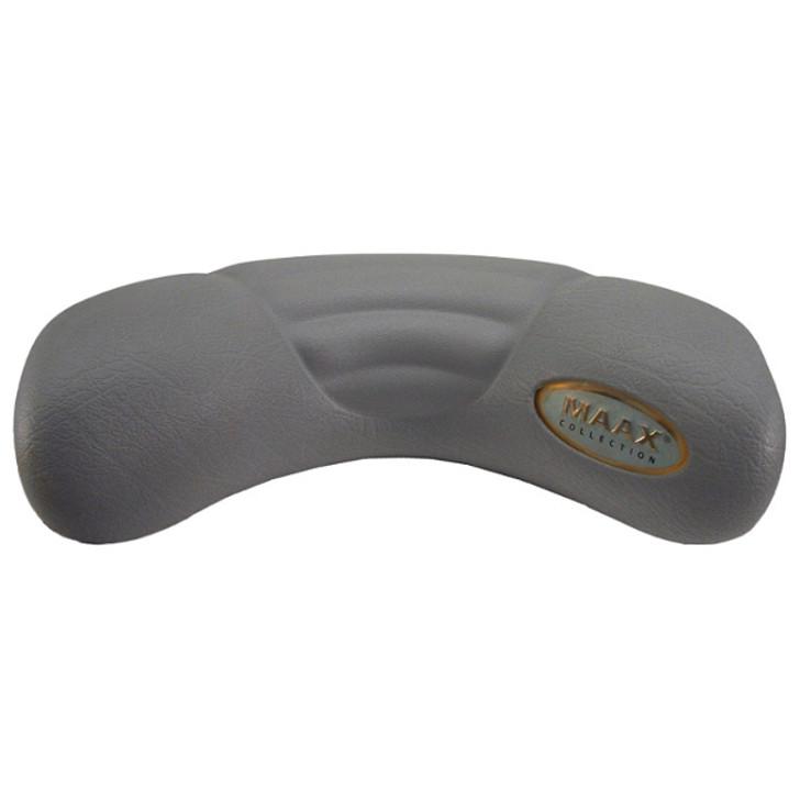 Coleman Maxx Comfort Collar Grey Spa Hot Tub Pillow Headrest