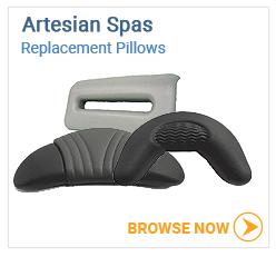Artesian Spas Pillows