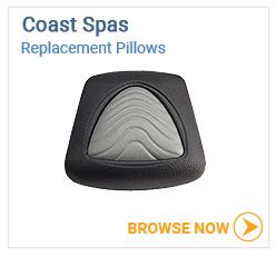 Coast Spas Pillows