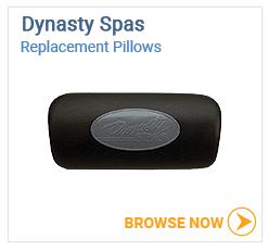 Dynasty Spas Pillows