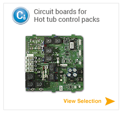 Gecko replacement circuit boards