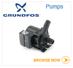 Grundfos circulations pumps Canada