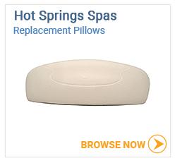 Hot Springs Spas Pillows