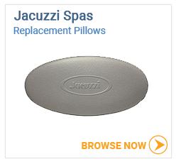 Jacuzzi Spas Pillows