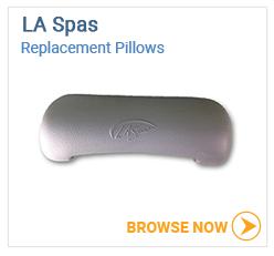 LA Spas Pillows