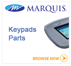 Marquis Spas Topside Controls and Keypads
