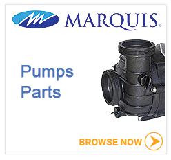 Marquis Spas Pumps