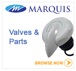 Marquis Spas Valves and Handles