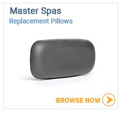 Master Spas Pillows